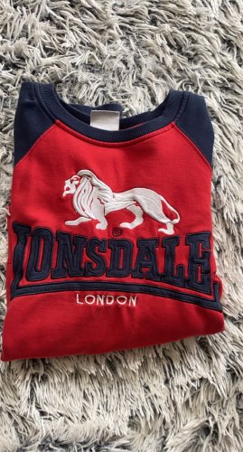 Lonsdale Crewneck Sweater multicolored