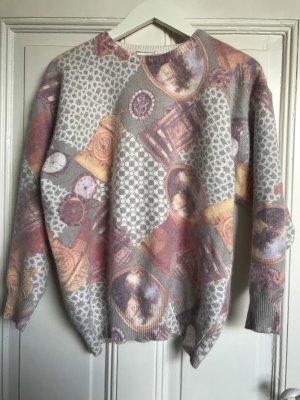 Vintage-Pullover Angora