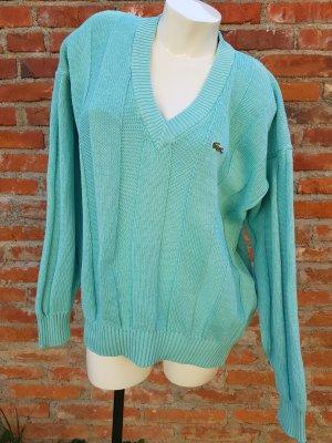 Vintage Pullover mintgrün Lacoste Gr L
