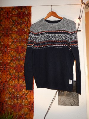 angelo litrico Norwegian Sweater multicolored