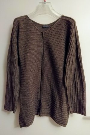 Oversized Sweater dark green-olive green