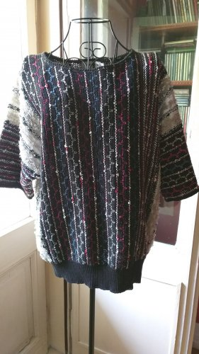 Vintage Pullover Stricklook