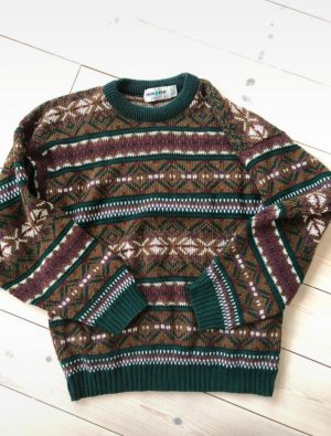 Vintage Pullover / Sweater