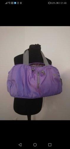 Puma Sports Bag lilac