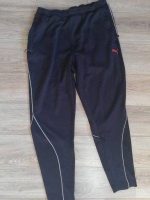 Puma Pantalone fitness blu scuro