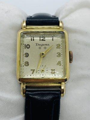 Vintage-Rarität Dugena Damenuhr Handaufzug