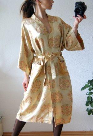 Vintage Kimono color oro