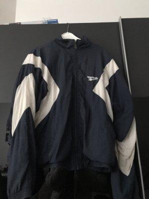 Reebok Blouse Jacket white-blue