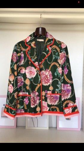 H&M Studio Blazer in jersey multicolore