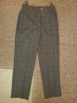 C&A Spodnie z zakładkami szaro-brązowy