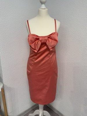 Vintage Retro Kleid mit großer Schleife