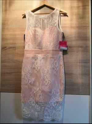 Vintage Retro Kleid mit Spitze