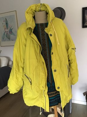 Airfield Parka yellow