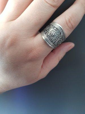 Vintage Ring aus Tibet