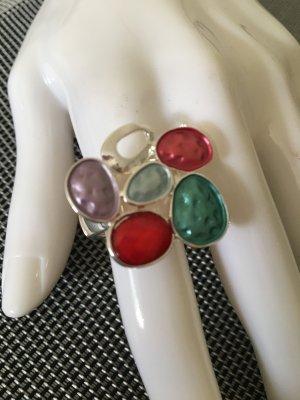 Vintage Ring Fingerring Schmuck Modeschmuck dehnbar
