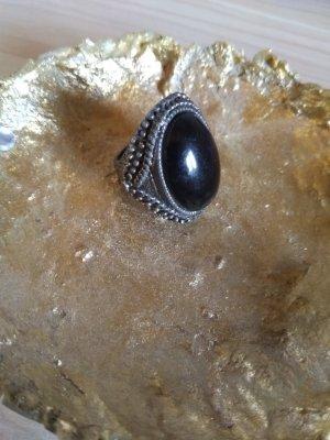 Vintage Ring mit großem Stein