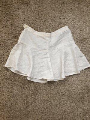 Skaterska spódnica biały
