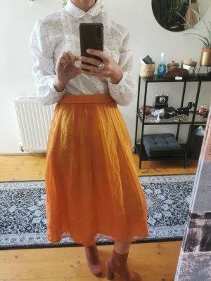 True Vintage Falda de tul multicolor