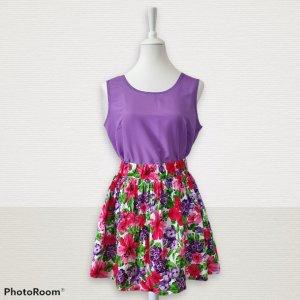 United Colors of Benetton Miniskirt pink