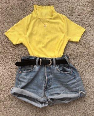 Colshirt geel