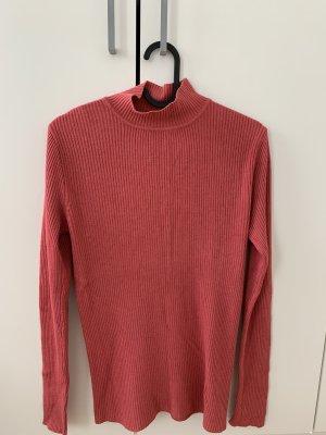 Neckholder Top raspberry-red