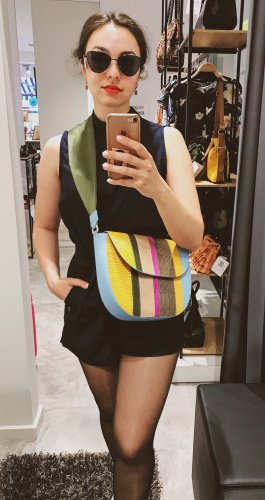 Cuplé Shoulder Bag multicolored
