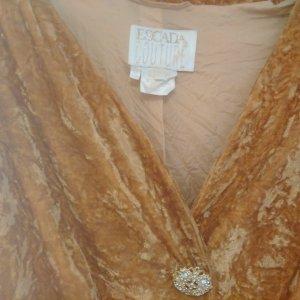 Vintage Samtjacke von Escada Couture