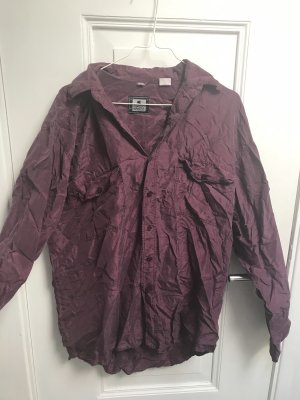 Vintage satinhemd