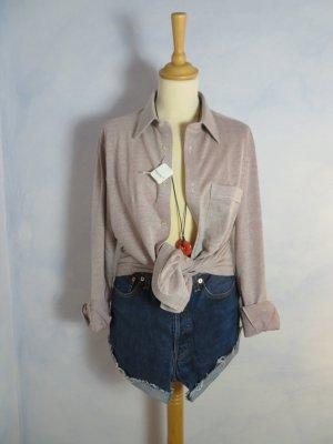 Vintage Schiesser fiesta Retro Fein Piquee - Hemd Kleid Gr. 40 - Oversize - 1a Qualität! S M ungetragen!