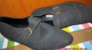Twist & Tango Slip-on Shoes black suede