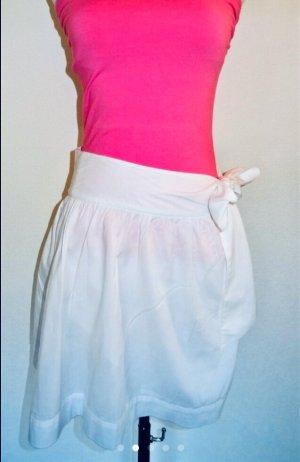 Vintage Spódnica midi biały