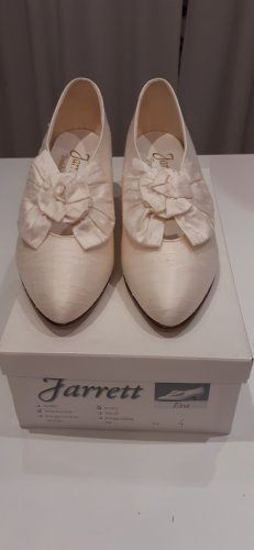 jarrett Buty z zabudowanym przodem w kolorze białej wełny