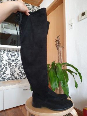 Vintage Winter boots zwart