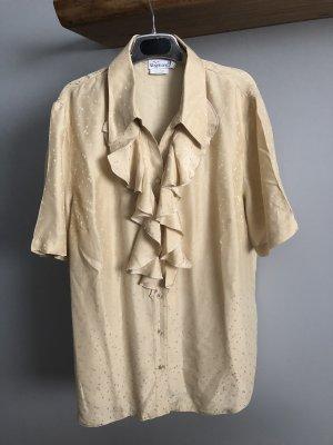 Vogelsang Silk Blouse nude silk