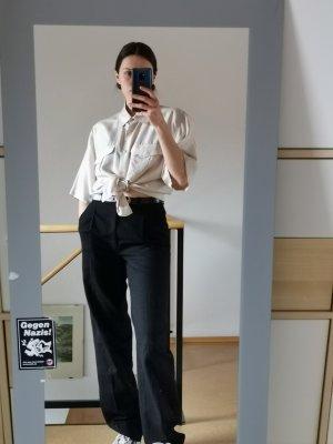 True Vintage Jedwabna bluzka Wielokolorowy