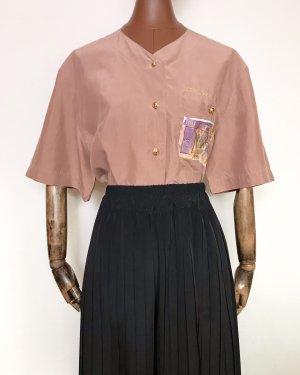 Vintage Silk Blouse multicolored