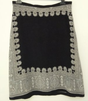 "Vintage Seidenrock ""Sahara Silk"" Gr. L"