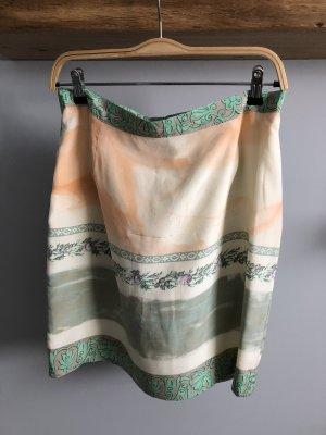 Ungaro Jupe en soie multicolore soie