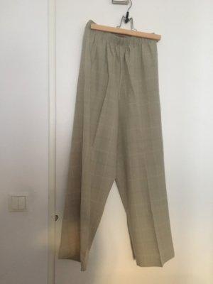 Vintage-Set: Bluse & Bundfaltenhose