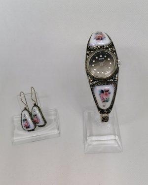 Zaria Watch Clasp silver-colored