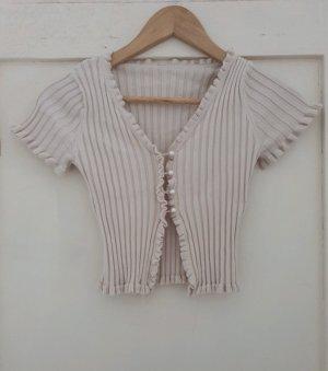 The Vintage Shop Cropped shirt veelkleurig