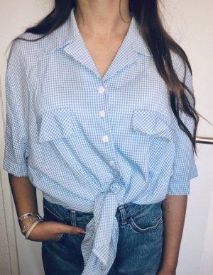 Vintage Shirt Karo Look Oversized