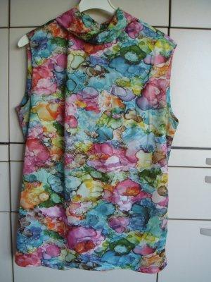 Vintage Batik shirt veelkleurig