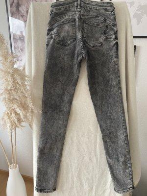 Vintage Skinny Jeans Mango Mid Rise