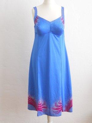 Vintage Sukienka gorsetowa różowy