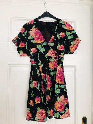 Unbekannte Marke Vestido de Verano multicolor
