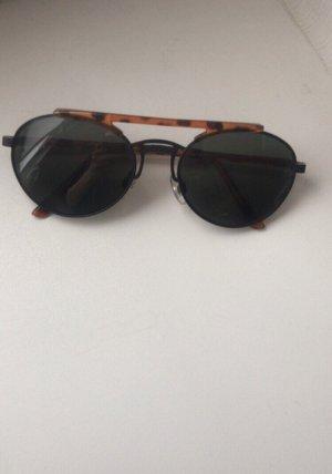 Original Vintage Okulary retro czarny