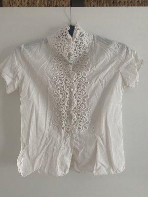 Vintage Spitzen Bluse
