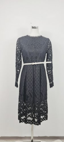 Vintage Midi Dress black