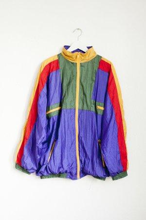 Vintage sport Jacke True Vintage Oversize Trainigsjacke